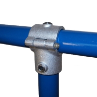 136 Clamp-on Tee (2 Bolt)